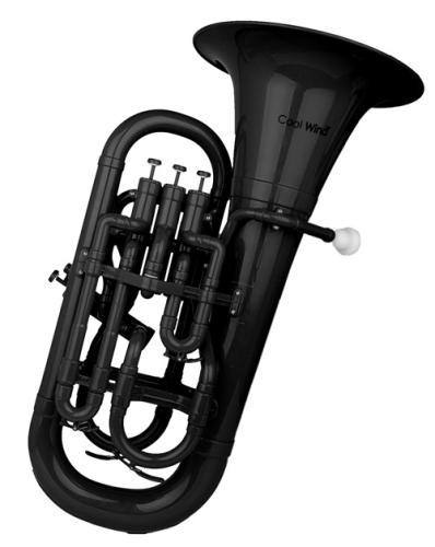 Cool Wind Euphonium Black by