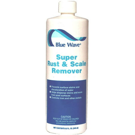 Super Rust and Scale Remover - 4 qts