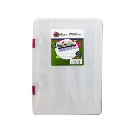- Creative Options Utility Box Deep Adjustable