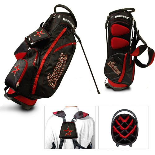 Team Golf MLB Houston Astros Fairway Golf Stand Bag