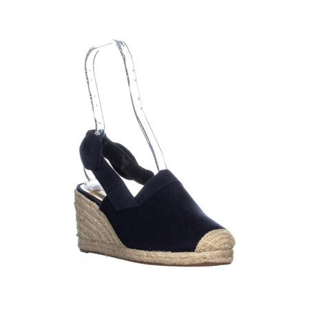 47b47a4ee28 Womens Lauren Ralph Lauren Helma Espadrille Wedge Sandals, Navy