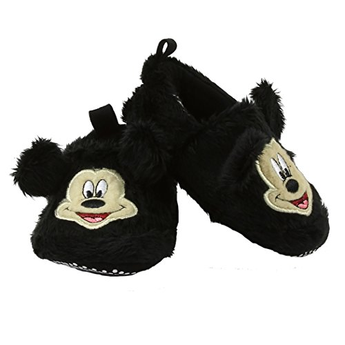 Disney Baby Mickey Minnie Mouse Slide Slippers (6-9M, Mickey)
