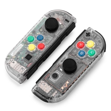 Nintendo Switch case,Replacement Housing Shell Case for Nintendo Switch NS  Controller Joy-Con game console switch shell with different colors
