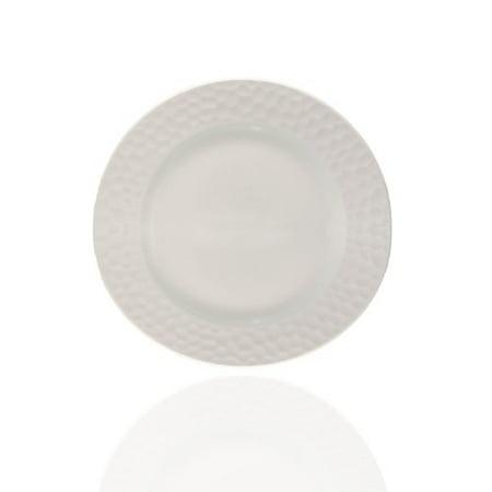Red Vanilla Pebble Beach 8'' Bone China Salad Plate (Set of