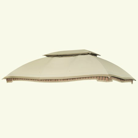 Sunjoy Replacement Canopy set for L-GZ822PCO 10X13 Domed Gazebo