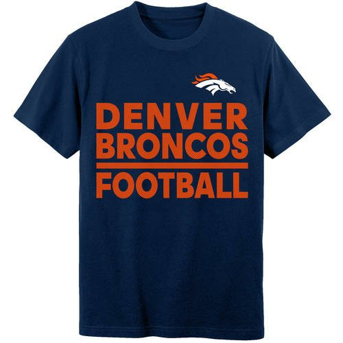 NFL Denver Broncos Youth Short Sleeve Alternate Tee