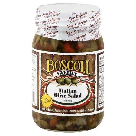 Boscoli Family Italian Olive Salad 15 5 Oz