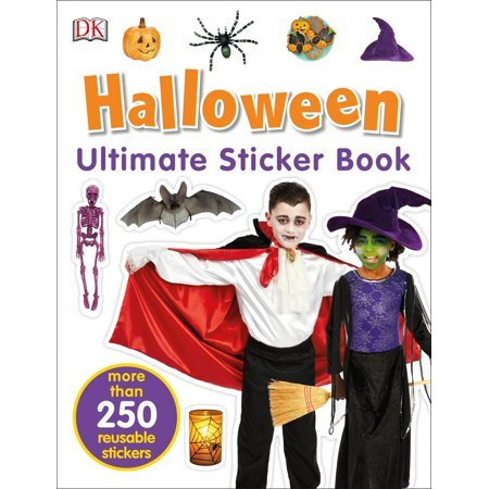 Ultimate Sticker Book Halloween](15 Children That Have Won Halloween)