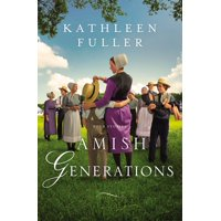 Amish Generations: Four Stories (Paperback)