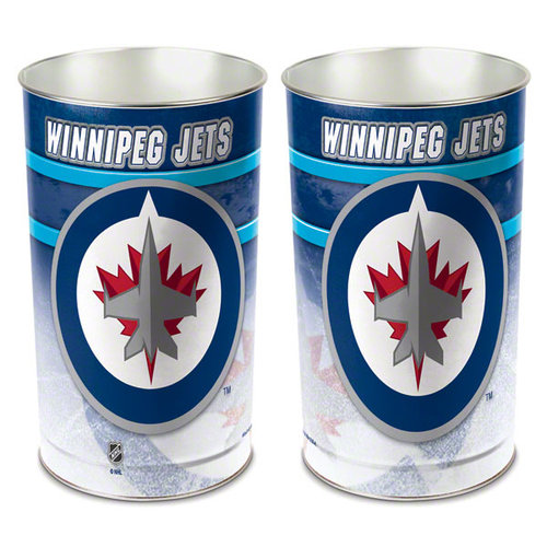 NHL - Winnipeg Jets Wastebasket