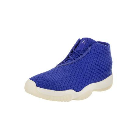 Nike Men's Air Jordan Future Hyper Royal / High-Top Basketball Shoe - 10.5M