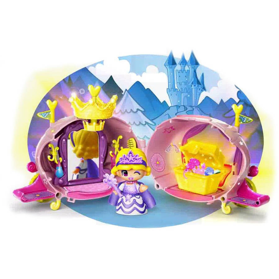 PinyPon Princess Carriage