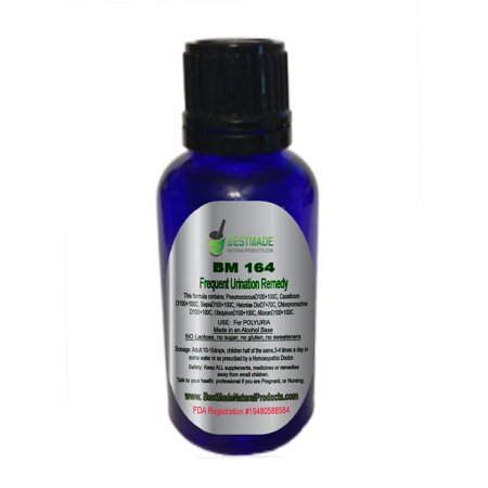 Bestmade Frequent Urination Remedy Bm164