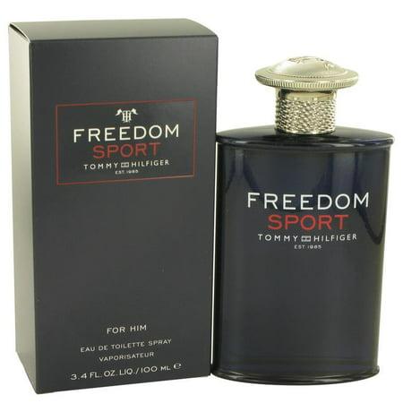 Freedom Sport by Tommy Hilfiger Eau De Toilette Spray 3.4 oz for Men