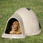 """Petmate Doskocil Co. Inc. 43.75"""" X 34"""" X 25.75"""" Large Indigo® Dog House"""