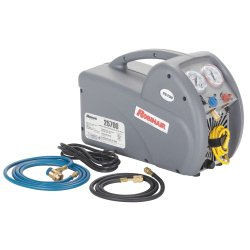 Recovery Machine - REFRIGERANT RECOVERY MACHINE