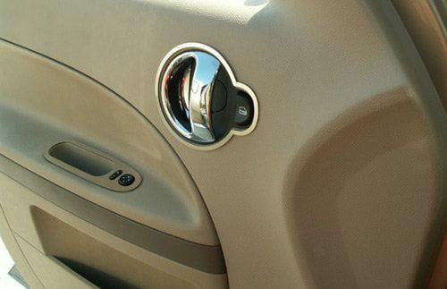 Interior Inside Driver Side Left Hand Chrome Door Handle