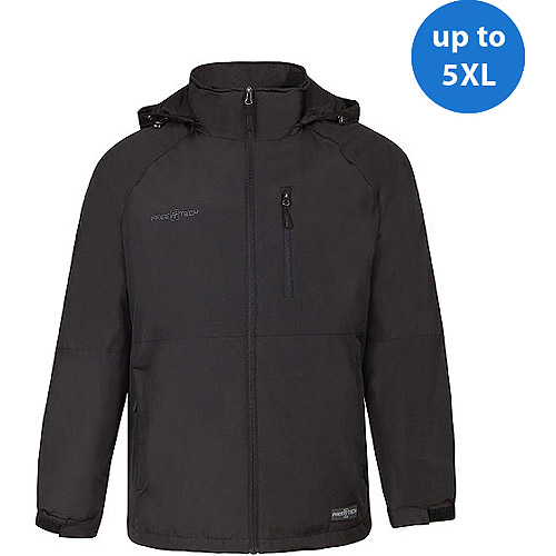Free Tech Big Men's Midweight Solid Jacket