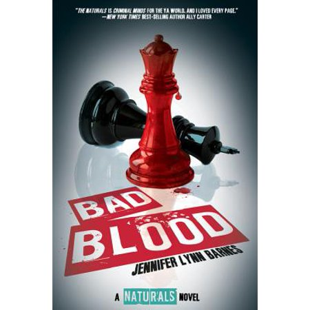 Bad Blood (The Naturals #4) ((The Naturals #4)) - Bad Blood Characters Halloween