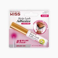 9ec3f57401c Product Image KISS Ever EZ Strip Eyelash Adhesive, Clear