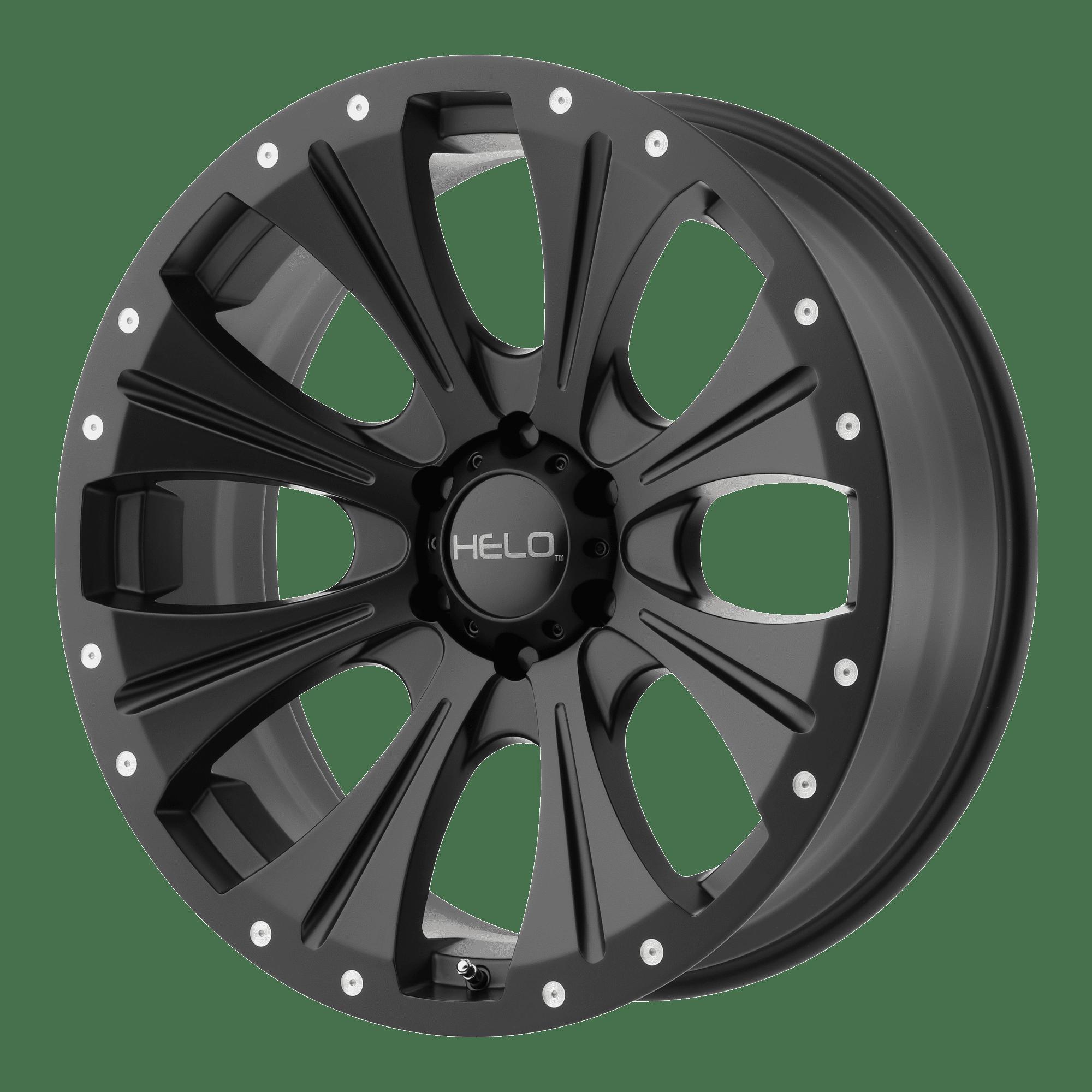 KMC-XD Wheels HE90129063712N XDWHE90129063712N HE901 20x9 6x135.00 BLACK (-12 mm)