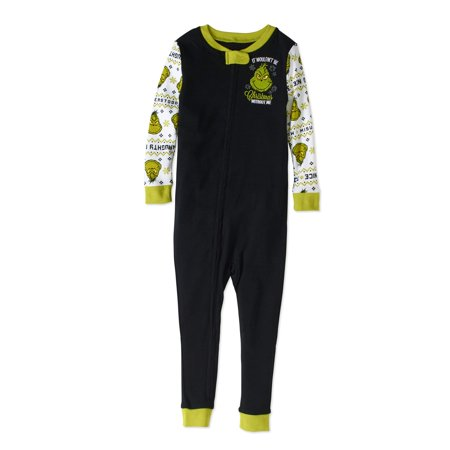 0e00f5a84d6b Grinch - Holiday Family Pajamas Baby Toddler Unisex Boys or Girls ...