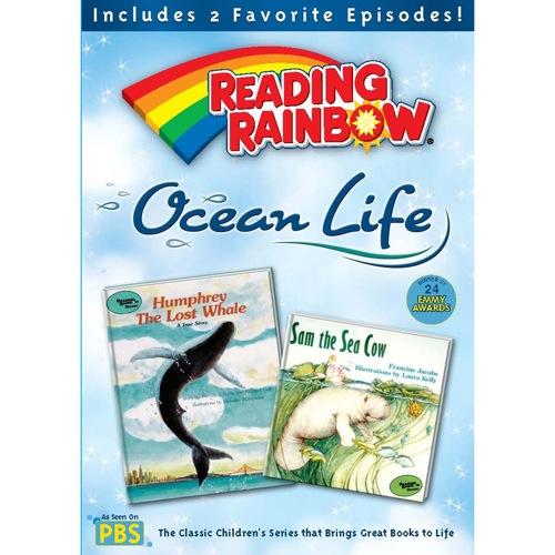 Reading Rainbow: Ocean Life (Full Frame)