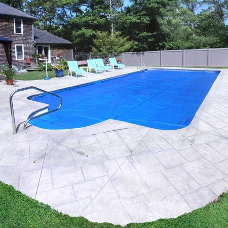 Robelle Extra Heavy-Duty Space Age Diamond Solar Cover for In-Ground Swimming Pool ()