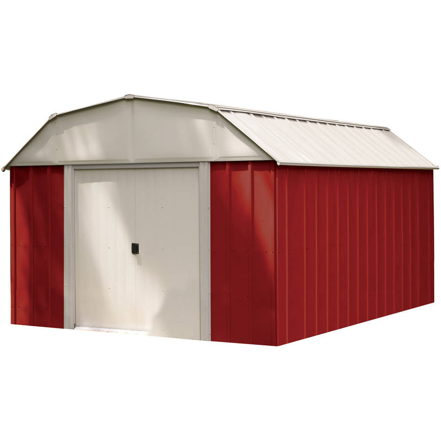 "ARROW RED BARN with 67"" vertical wall, 2H Pallet"