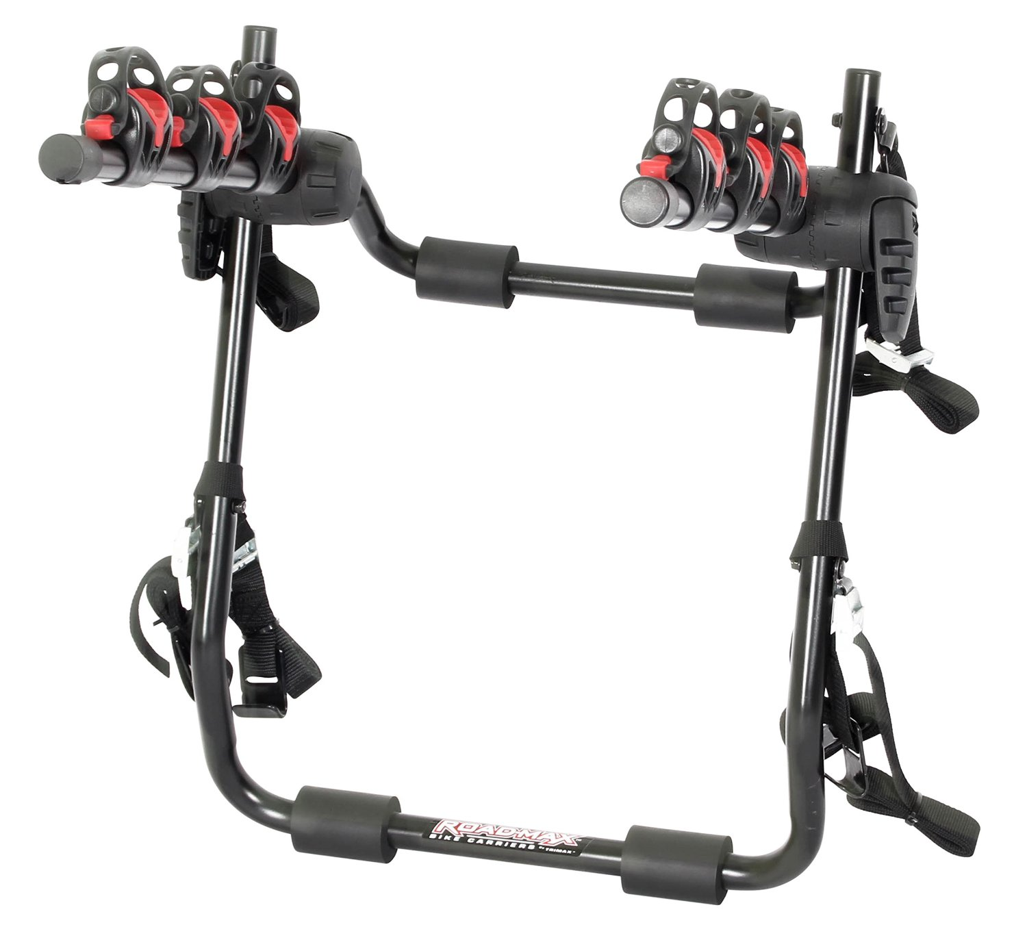 Road-Max RMER3 Universal Trunk Mount 3 Bike Carrier