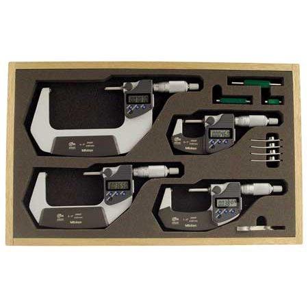 Mitutoyo Micrometer Set - Mitutoyo Micrometer Set, IP65, 293-961-30