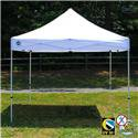 King Canopy FESTIVAL 10X10 Instant Pop Up Tent w/ WHITE Cover