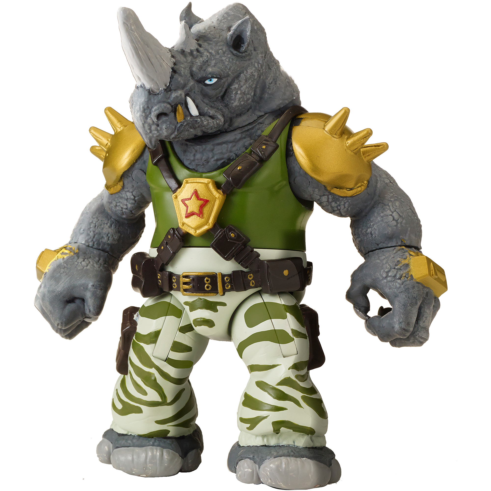 TMNT Rocksteady Action Figure