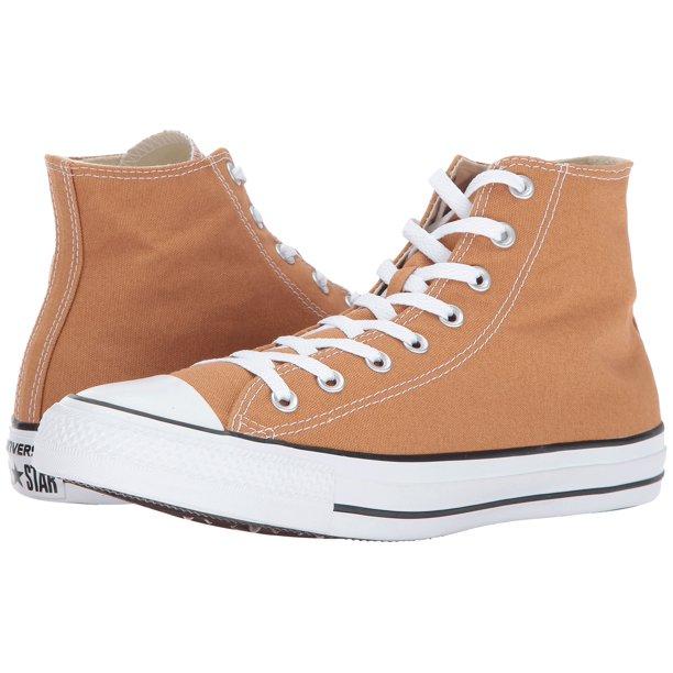 Converse Chuck Taylor All Star Hi Fashion Shoe, Raw Sugar Men's Size 3/Women's Size 5