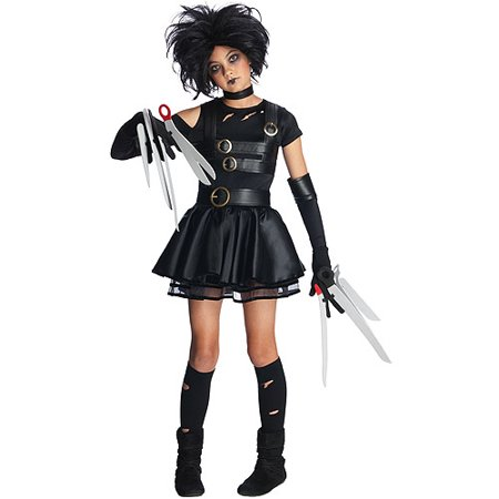 miss scissorhands teen halloween costume - Girls Teen Halloween Costumes