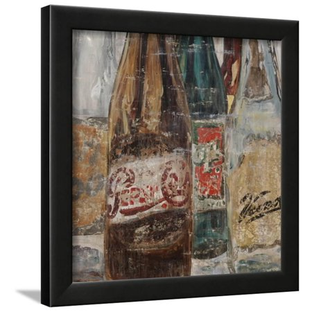 Vintage Pop Framed Print Wall Art By Alexys Henry (Framed Pop Art)