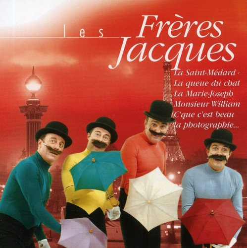 Les Freres Jacques Volume 1 [CD] by