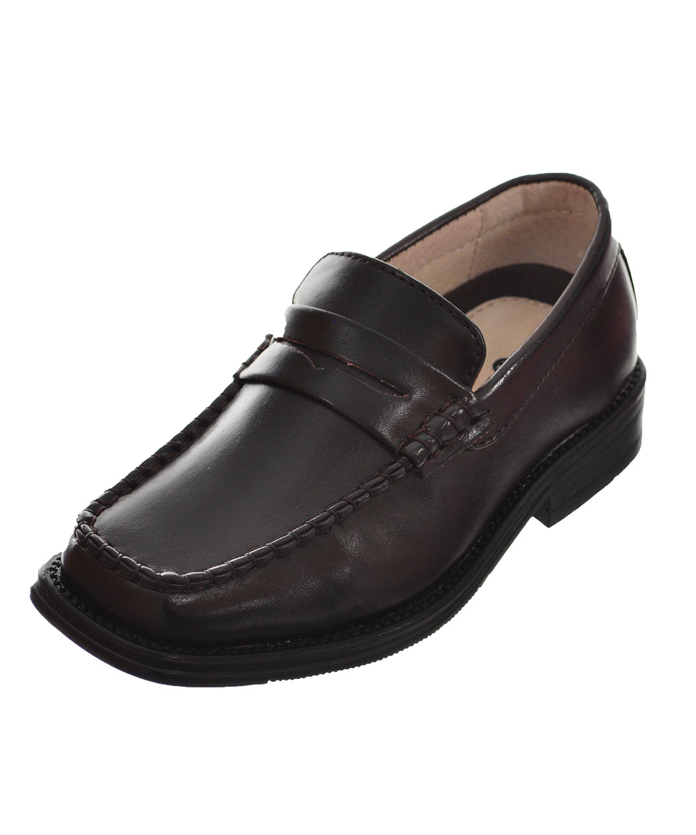 """Boys' """"Buxton"""" Penny Loafers (Toddler Sizes 6 - 12)"""