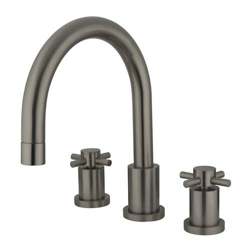 Kingston Brass Concord Two Handle Roman Tub Faucet
