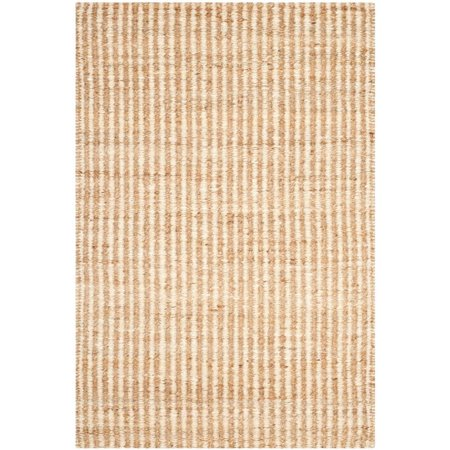 Safavieh Natural Fiber 5 Square Hand Woven Jute Rug Image 1 Of