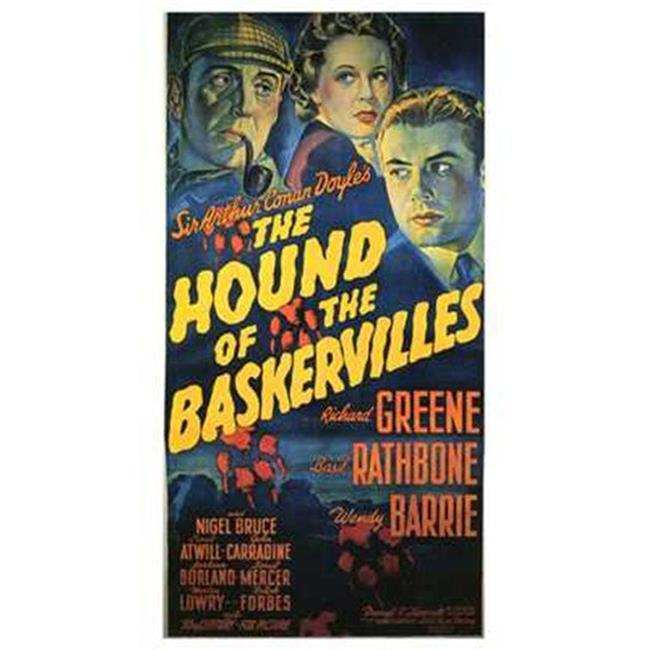 Posterazzi MOV198494 The Hound of the Baskervilles Movie Poster - 11 x 17 in. - image 1 de 1