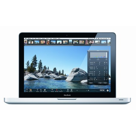 Refurbished Apple Macbook 13-Inch Notebook (2GB RAM, 160GB HDD, Intel Core 2 Duo 2.0GHz) (Scratches & Dents)