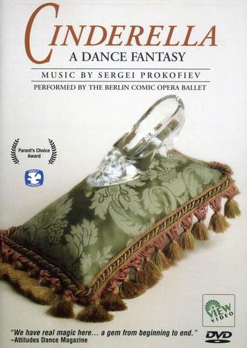 Cinderella: A Dance Fantasy by
