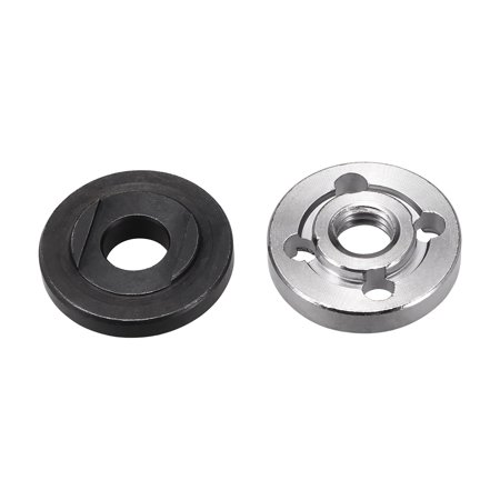 Angle Grinder Flange Nut Fitting Part Inner Outer Lock Nuts for Makita 9523 (Outer Nuts)