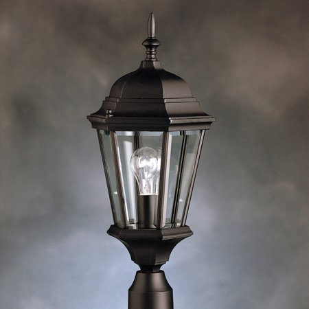 Kichler Madison 9956 Outdoor Post Lantern - 9.5 in.