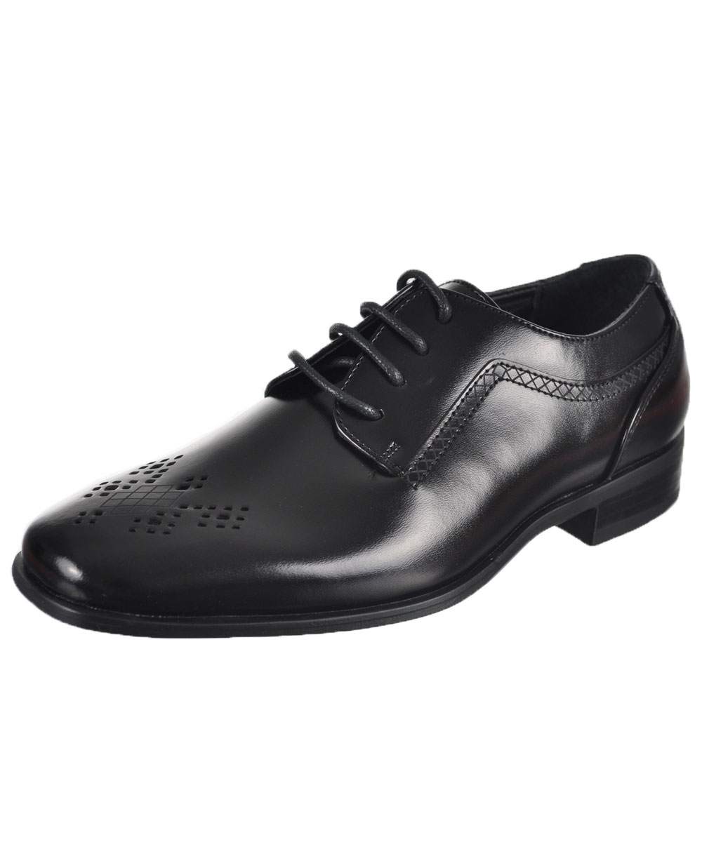 "Stacy Adams Boys' ""Somerton"" Dress Shoes (Youth Sizes 13 7) by Stacy Adams"