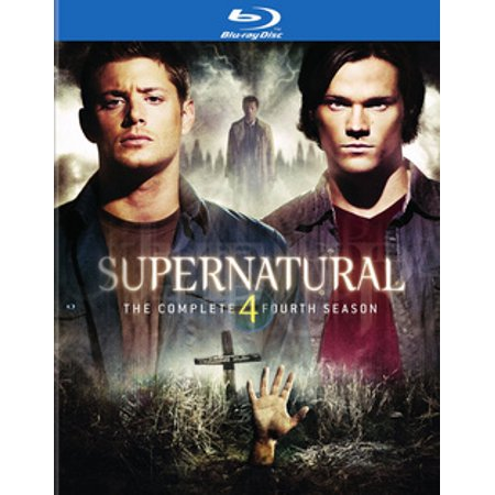 Supernatural: The Complete Fourth Season (Blu-ray)