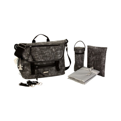 "Kalencom London Diaper Bag  15"" x 5"" x 13"""
