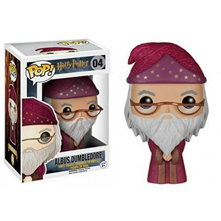 Funko POP Movies: Harry Potter Albus Dumbledore Action Figure