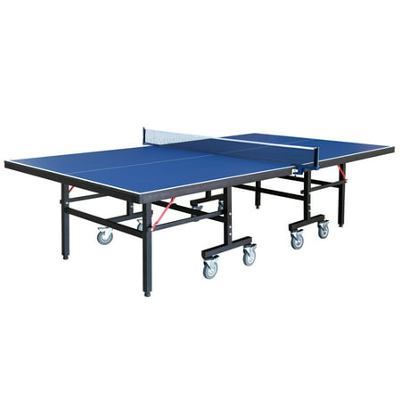 Hathaway Back Stop Table Tennis, 9-Foot, Blue (Hathaway Reflex Mid Sized 6 Table Tennis Table)